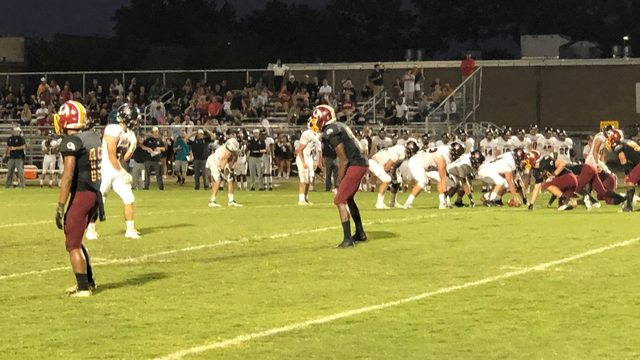Passing attack leads West Nassau over Bishop Kenny