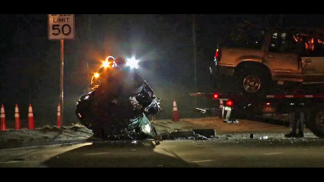 FHP: 1 killed, 1 injured in head-on collision on Roosevelt Boulevard