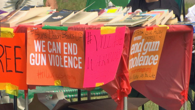After 92 murders so far this year; community promotes peace