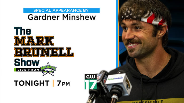 Back by popular demand: Minshew returns to The Mark Brunell Show