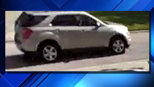 Have you seen this SUV? Deputies say it could be linked to home burglary