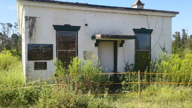 New Dozier monuments considered while historical house deteriorates