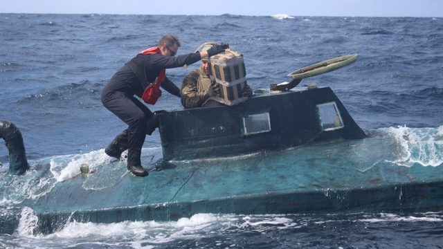 Jacksonville-based Coast Guard busts narco sub carrying $165M in cocaine