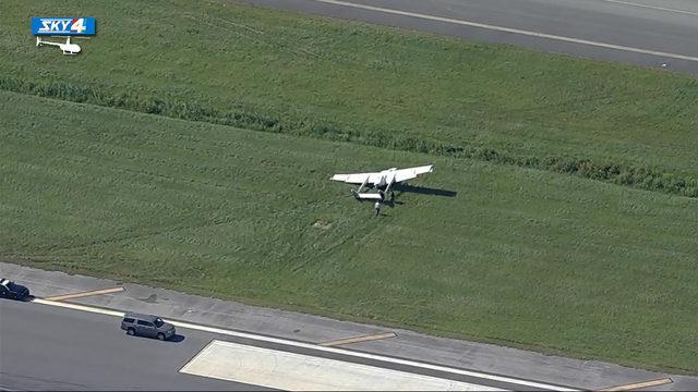 2 hurt in plane crash at St. Augustine airport
