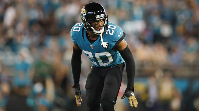 'Banged up' Jalen Ramsey misses practice with back injury
