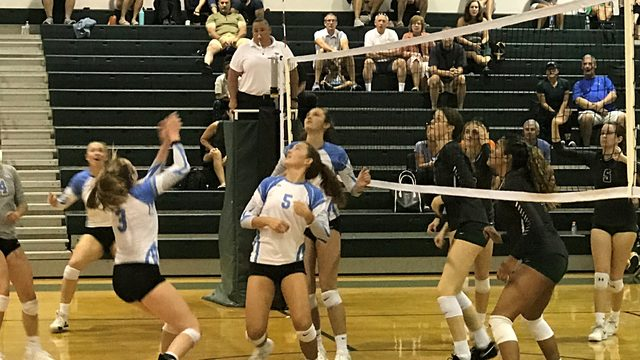 High school volleyball: Fleming tops Ponte Vedra in 1-2 battle