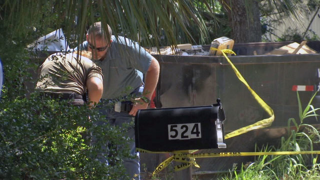 Body found in porta-potty fire believed to be a woman