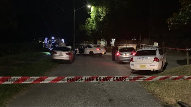 Four people shot at party in Mixon Town