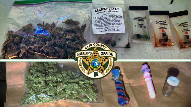 Clay County deputies seize marijuana laced with fentanyl