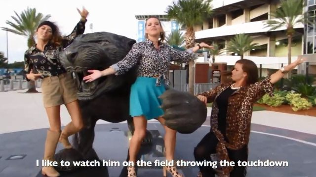 Jacksonville musicians drop music video about 'Minshew Mania'