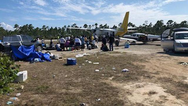 Devastation, desperation remain in the Bahamas after Dorian
