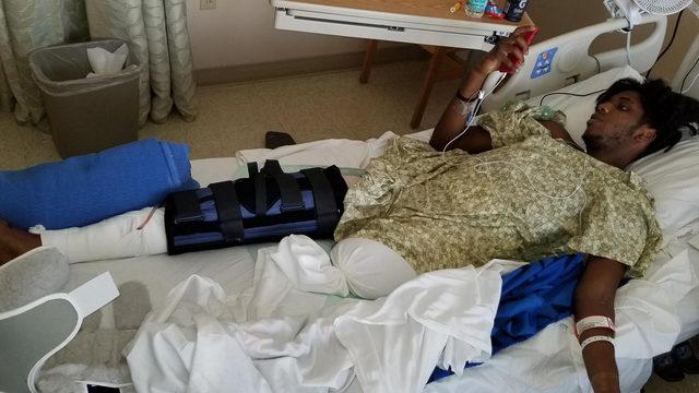 Oakleaf High senior's surgery successful after crash that killed friend