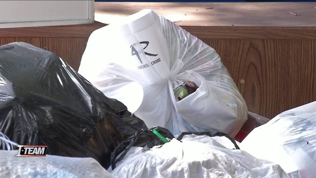 I-TEAM: City considers ending contact with waste company