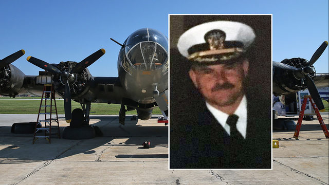 Retired Navy pilot from Jacksonville among those killed in B-17 crash