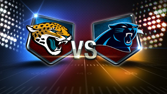 Game Day Live: Jaguars vs. Panthers
