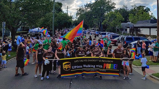 Jacksonville celebrates 41st Pride Festival with parade
