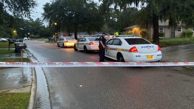 Person shot in Ribault neighborhood