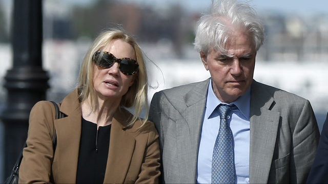 Couple get month sentence in college bribery scandal