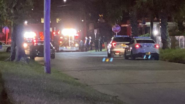2 firefighters stabbed in Springfield, suspect taken into custody