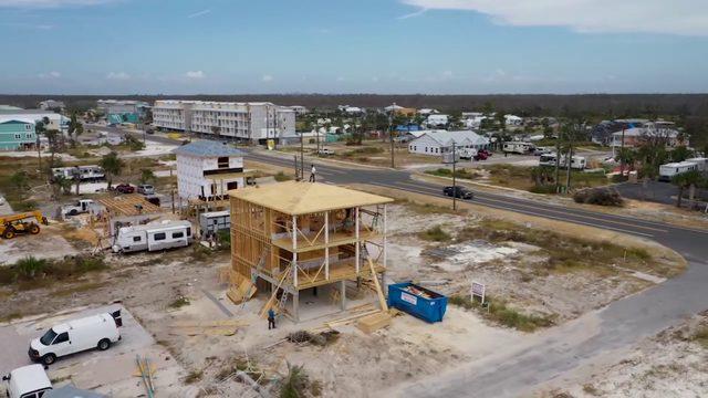 Gov. DeSantis targets money to Hurricane Michael recovery