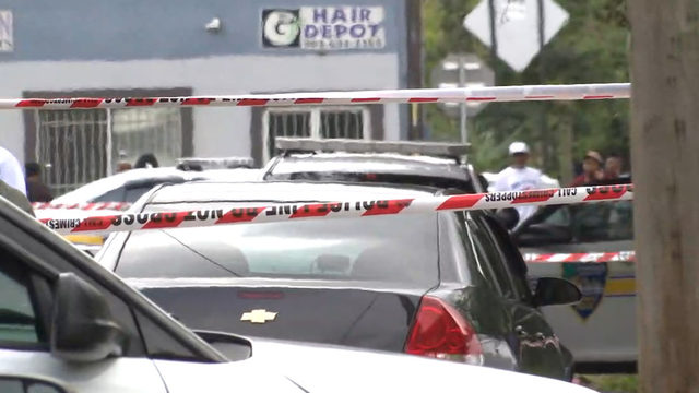 Jacksonville police connect homicide to double shooting in same area