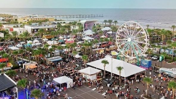 Party at 'Florida's Largest Oktoberfest' in Jax Beach this weekend