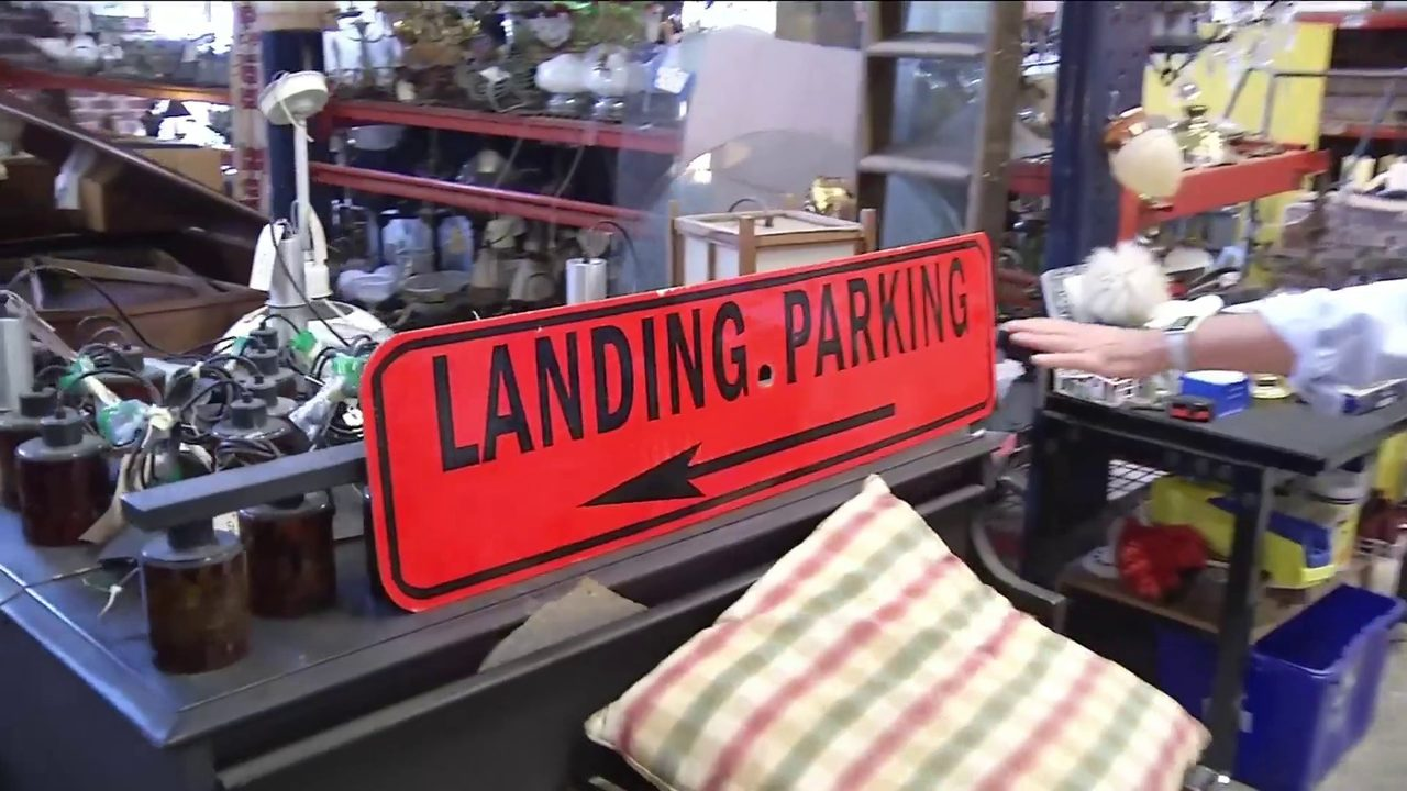 As the Landing will soon be history, here's how you can own a piece of it