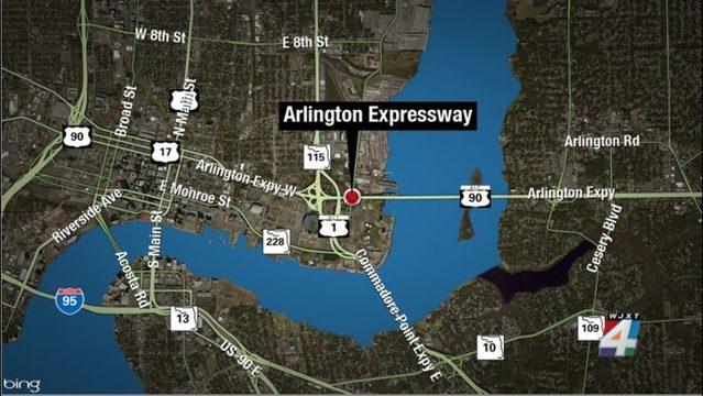 FHP investigates deadly crash on Arlington Expressway