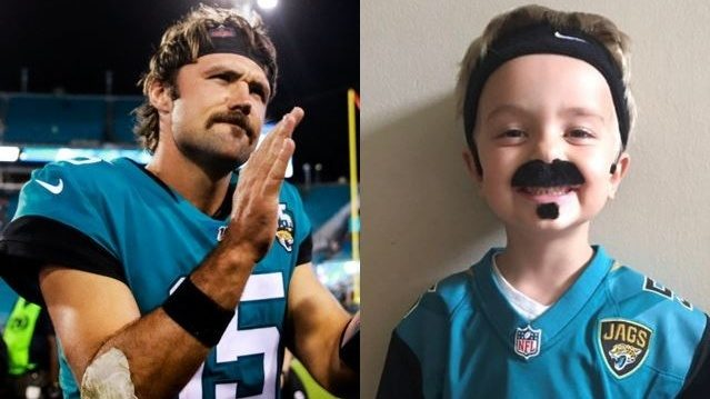 35,000 Jaguars fans to receive 'Minshew Mustaches' at TIAA Bank Field on Sunday