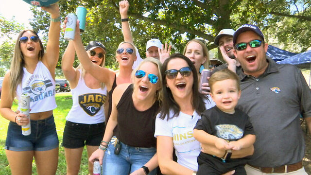 Jags fans keep faith in team after loss to Saints