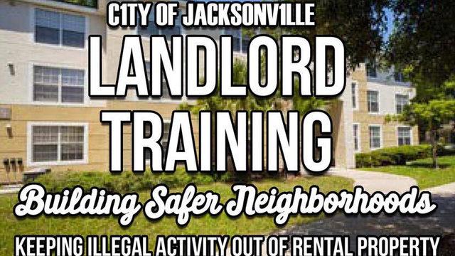 Landlord program's goal to make neighborhoods safer