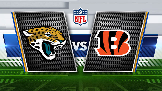 Game Day Live: Jaguars vs. Bengals