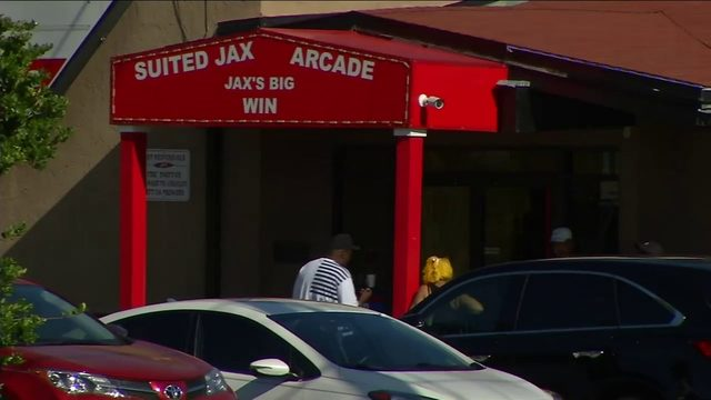 Merchandise, not money: Adult arcade owner fights back against shutdown