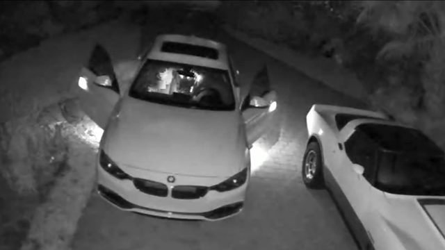 Suspicious men caught on camera in Miramar & Spring Park