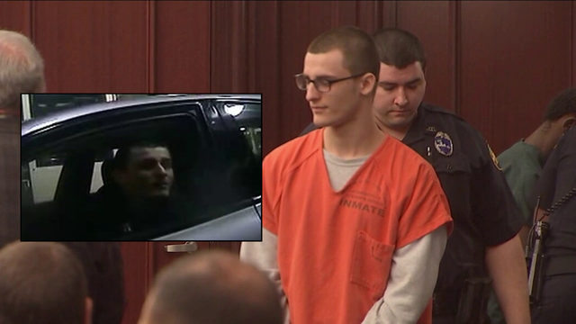 Video footage reveals arrest of teen who admitted to killing grandmother