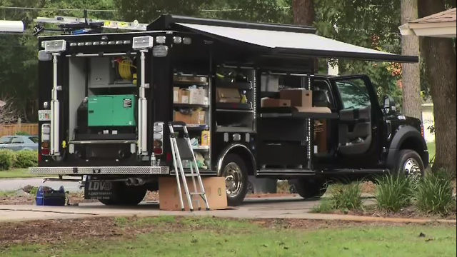 FBI raids home in San Jose neighborhood