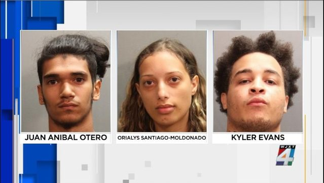 Police: 3 arrested in connection with stolen cruiser, guns still missing