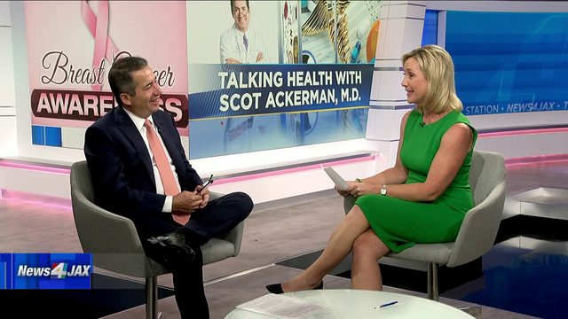 Talking health with Dr. Scot Ackerman