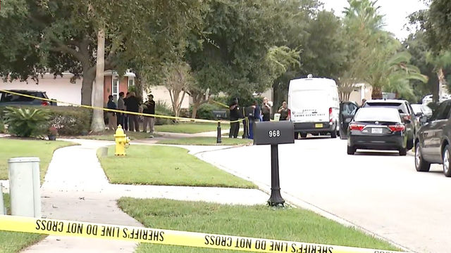 Deputies: Elderly man found dead in home after elderly woman harms self