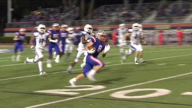 Game of the Week: Bolles Bulldogs best Clay High Blue Devils 41-7