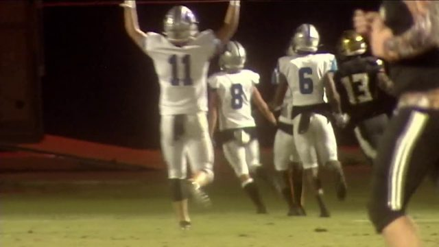 Play of the Night: Evan Eilers' 96-yard touchdown