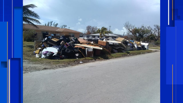 JU students hold relief drive to help Bahamians recover after Dorian