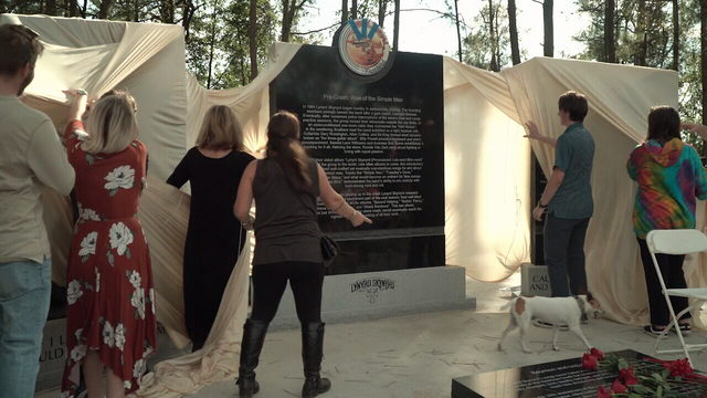 Lynyrd Skynyrd monument unveiled in Mississippi