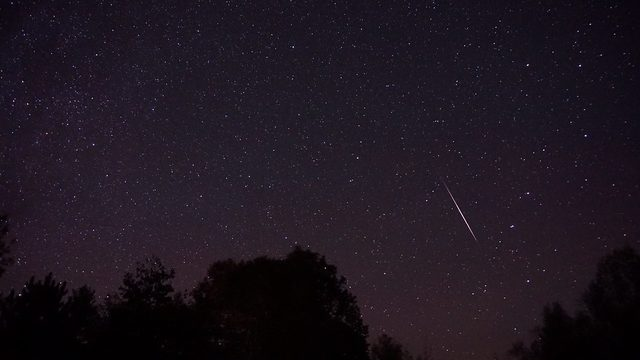 Look up! Orionid meteor shower to peak Monday night