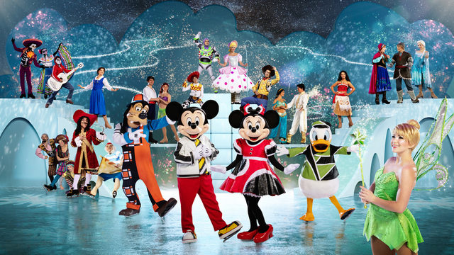 'Disney on Ice: Mickey's Search Party' coming to Jacksonville!