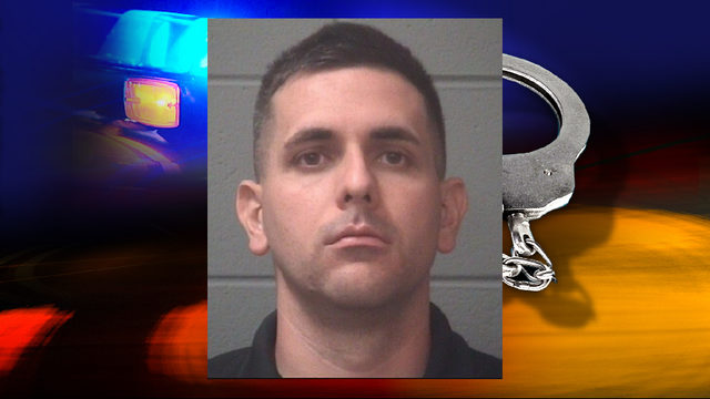 Jacksonville officer's husband arrested in North Carolina
