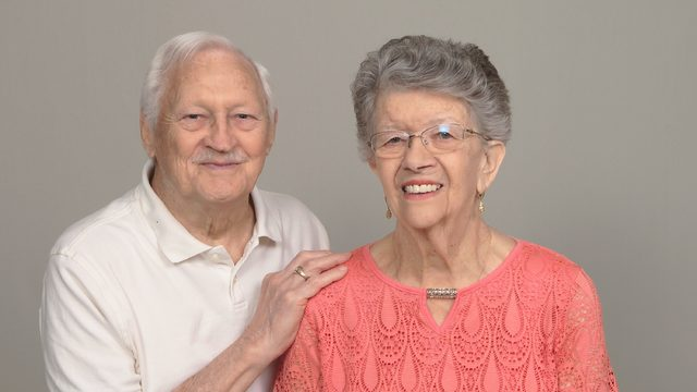 Orange Park couple marks 70 years of wedded bliss