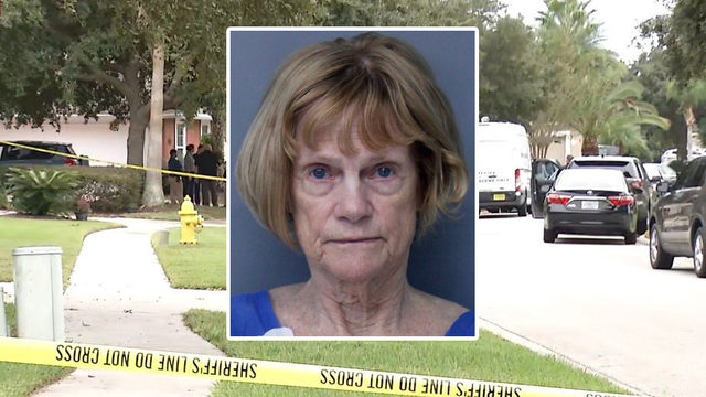 Deputies: Woman arrested after 81-year-old man found dead in home