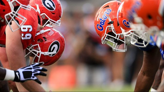 Florida-Georgia an elimination game for SEC East, playoff