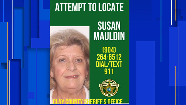 Friends worry for Fleming Island woman who hasn't been seen in 2 weeks